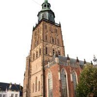 Walburgiskerk en toren