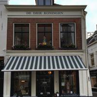 Turfstraat 10 - Van Rossum's Koffie