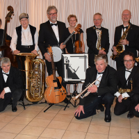 THE NEW BLACK AND WHITE DANCE ORCHESTRA